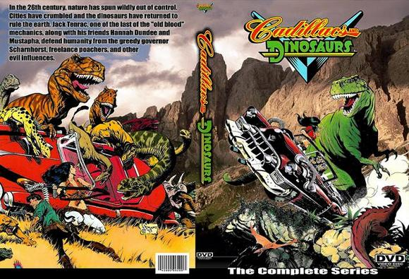 Cadillacs Y Dinosaurios Como Perder Con Esa Combinacion En El Ano 21xx Cadillacs & dinosaurs (930201 etc). cadillacs y dinosaurios como perder